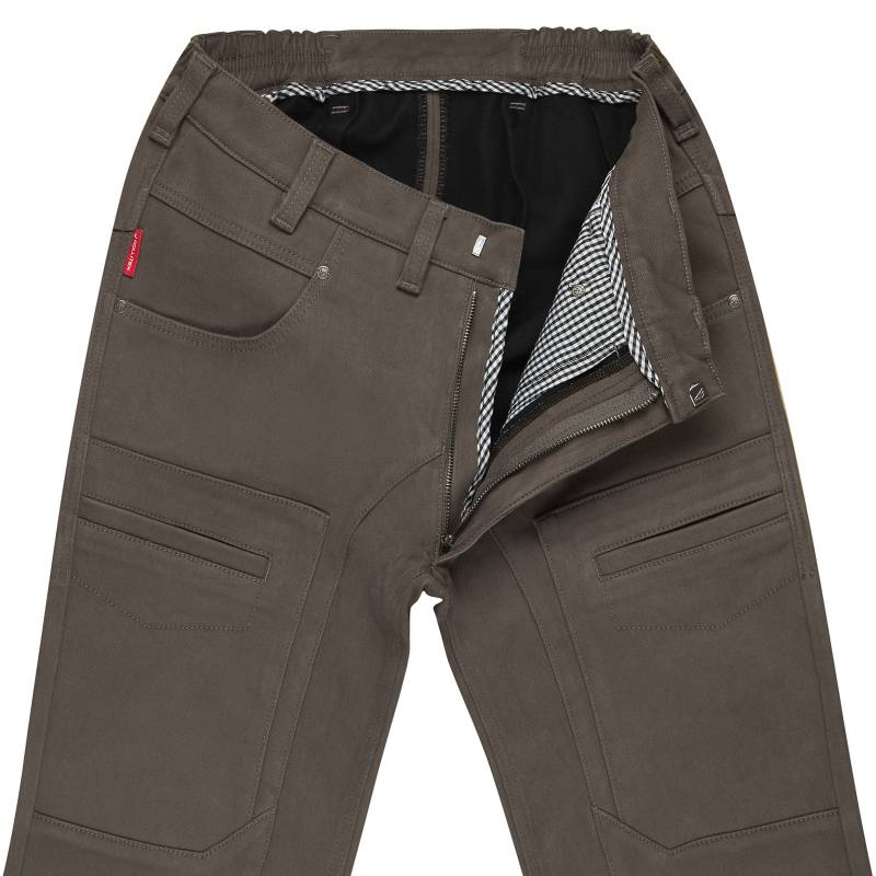 Thermo Slim-Fit Jeans aus Stretch-Denim