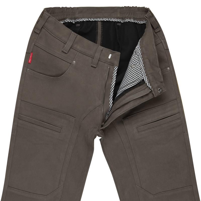 Thermo Regular-Fit Jeans aus Stretch-Denim 52
