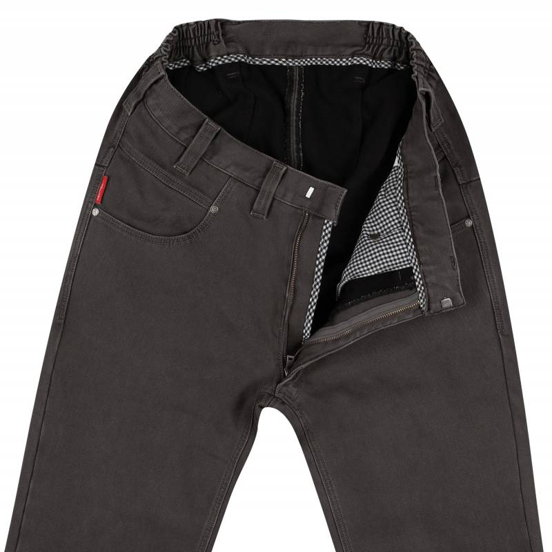 Thermo Regular-Fit Jeans aus Stretch-Denim 58