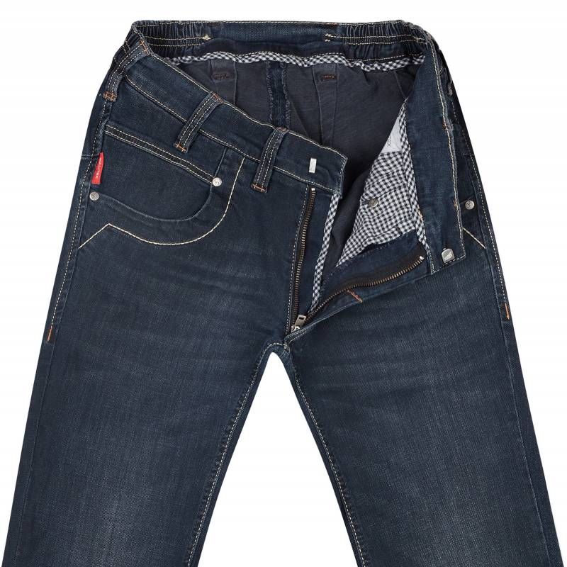 Slim-Fit Jeans aus Stretch-Denim 48