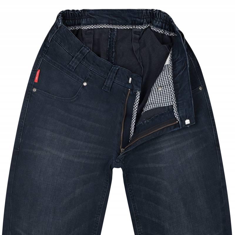 Regular-Fit Jeans aus Stretch-Denim 46