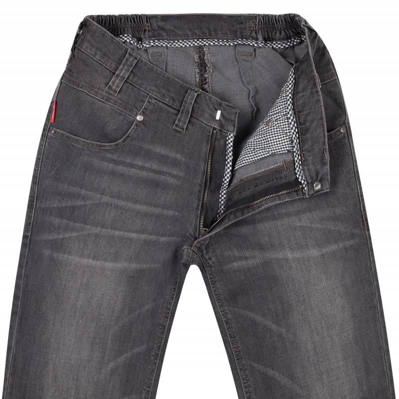 Slim-Fit Jeans aus Stretch-Denim