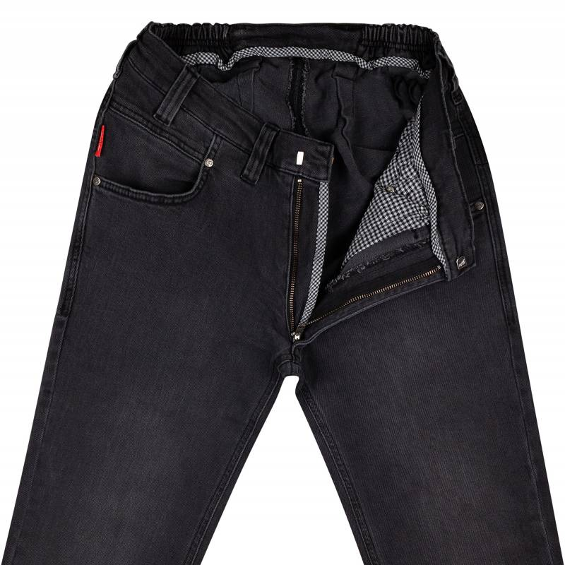 Regular-Fit Jeans aus Stretch-Denim 44