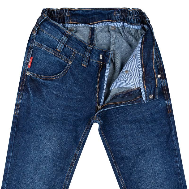 Slim-Fit Jeans aus Stretch-Denim 46