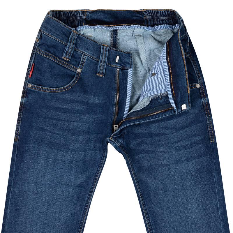 Extra Slim-Fit Jeans aus Jogg-Denim 46