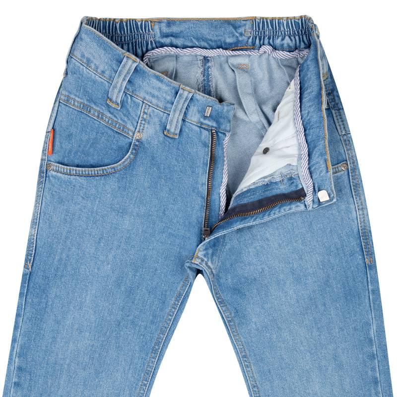 Regular-Fit Jeans aus Stretch-Denim 48