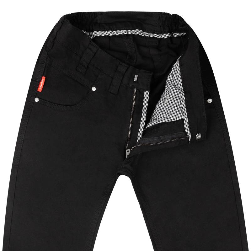 Regular-Fit Stretch Jeans