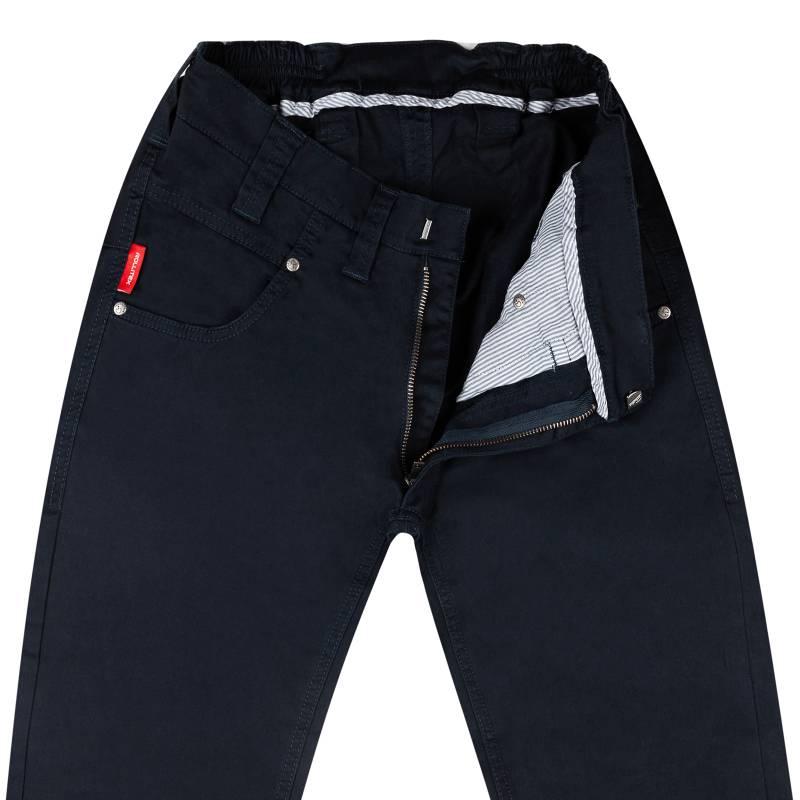 Regular-Fit Chino Stretch-Hose 54