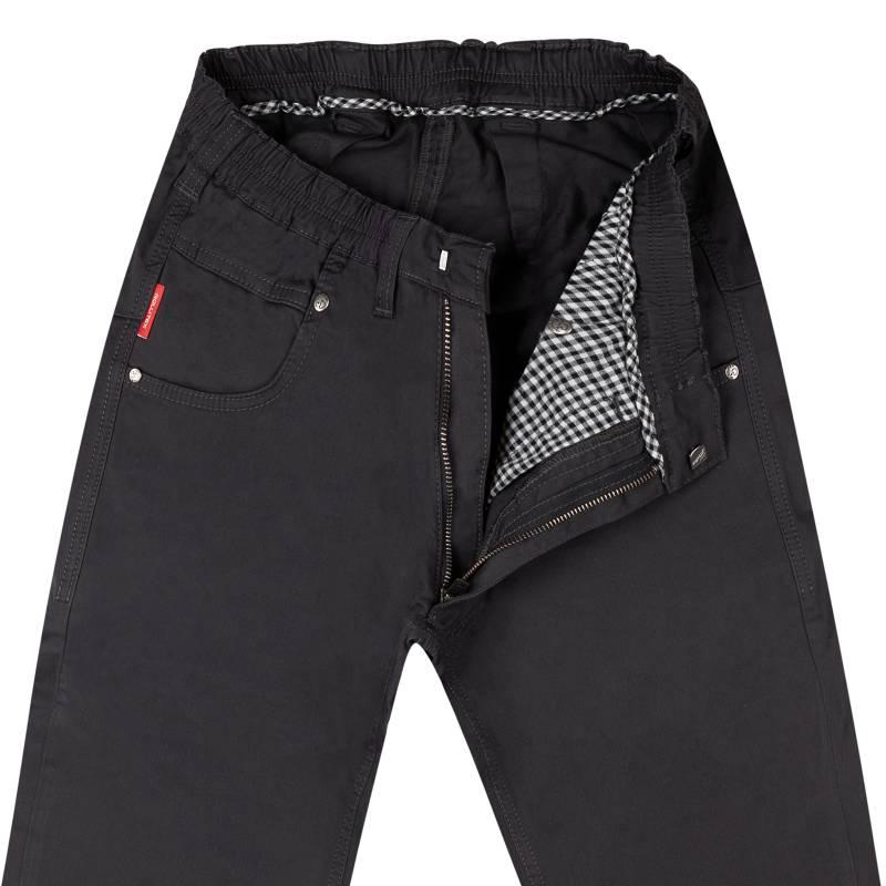 CHINO Schlupf Hose Regular Fit