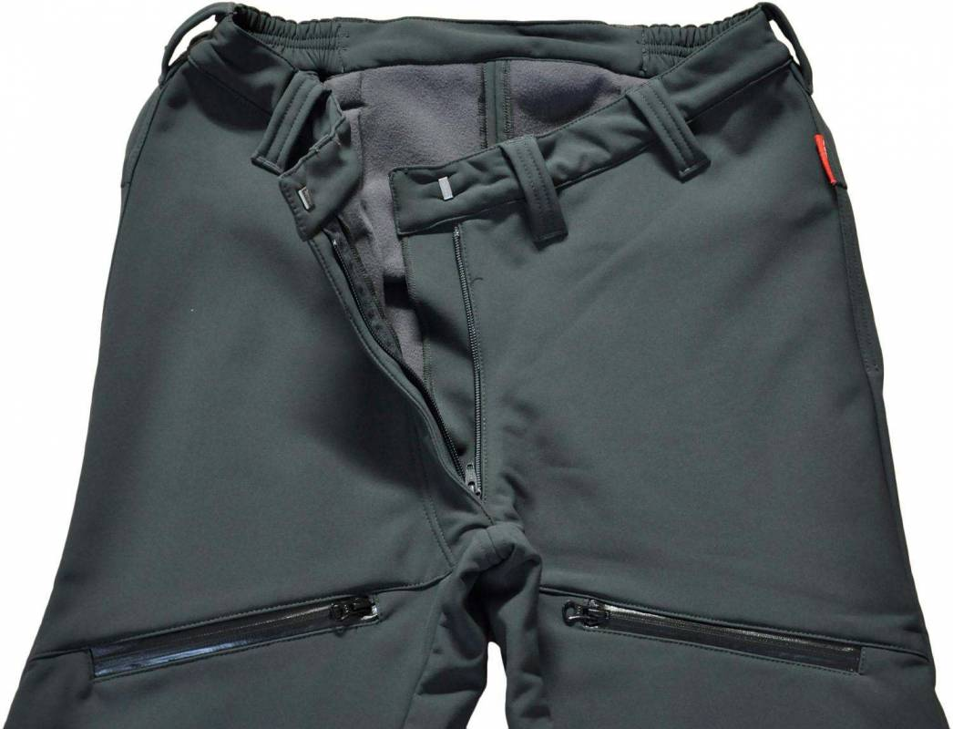 Outdoor-Thermohose Softshell-N-10